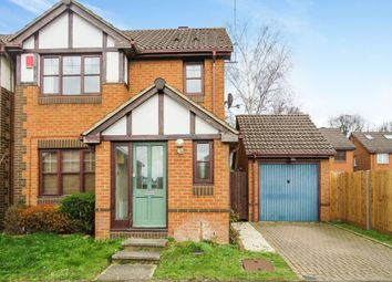 Thumbnail 3 bedroom semi-detached house for sale in Perham Way, London Colney, St. Albans