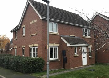 Thumbnail 4 bedroom detached house for sale in Saxongate, Hereford