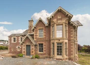 Thumbnail 9 bed detached house for sale in Meethill Road, Alyth, Perthshire