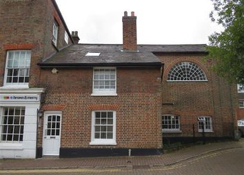 Thumbnail 1 bed flat to rent in High Street, Tring