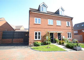 Piggott Road, Shinfield, Reading RG2. 3 bed semi-detached house for sale