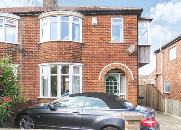 Thumbnail 3 bedroom semi-detached house for sale in Hatfield Avenue, Middlesbrough