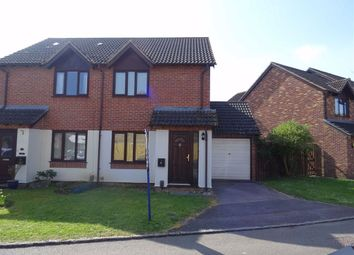 Thumbnail 2 bedroom semi-detached house to rent in Justice Close, Thatcham