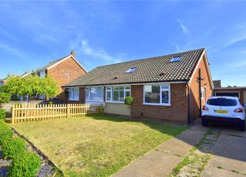 Thumbnail 3 bed semi-detached house for sale in Lotts Lane, Sompting, Lancing, West Sussex