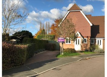 Thumbnail 2 bed semi-detached house for sale in Hopfield Close, Otford, Sevenoaks