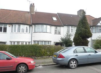 Thumbnail 4 bedroom terraced house to rent in The Ridgeway, London