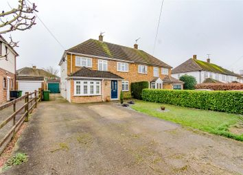 Thumbnail 4 bed semi-detached house to rent in Forstal Lane, Coxheath, Maidstone, Kent