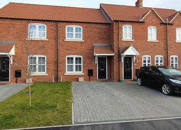 Thumbnail 2 bed town house for sale in Trentvale Avenue, Gainsborough