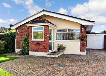 Thumbnail 3 bed detached bungalow for sale in Deerhurst Close, New Barn, Longfield, Kent