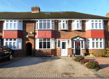 Thumbnail 4 bed terraced house for sale in Cheshire Gardens, Chessington