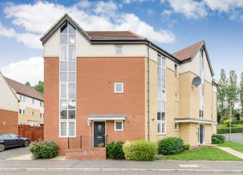 Thumbnail 2 bed maisonette for sale in Sakura Walk, Willen Park, Milton Keynes