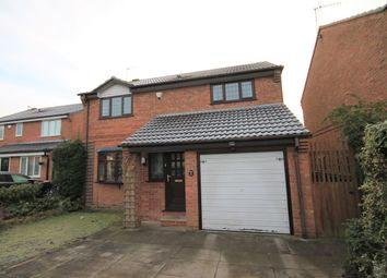 Thumbnail 4 bed detached house to rent in Ferguson Way, Huntington, York