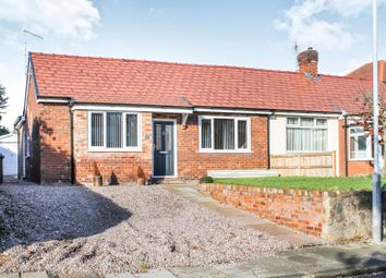 Thumbnail 2 bed semi-detached bungalow for sale in Heath Road, Sandbach