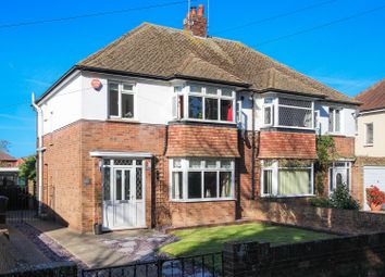 Thumbnail 3 bed semi-detached house for sale in Northdown Park Road, Margate