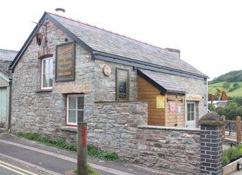 Thumbnail Pub/bar for sale in Powys LD3, Sennybridge, Powys