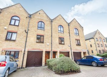 3 bed town house for sale in Kennet Street, London E1W