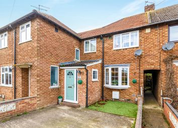 Thumbnail 4 bed terraced house for sale in Hall Mead, Letchworth Garden City