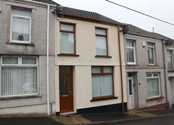 Thumbnail 4 bed terraced house for sale in Brynglas Street, Penydarren, Merthyr Tydfil