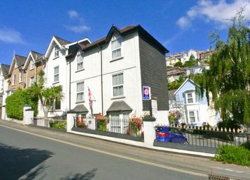 Thumbnail 4 bedroom end terrace house for sale in Valley House, 46 Victoria Road, Dartmouth, Devon