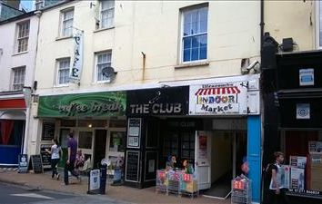 Thumbnail Commercial property for sale in 11-12, High Street, Ilfracombe