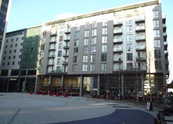 Thumbnail 1 bedroom flat for sale in Dakota House, 50 Mortimer Square, Milton Keynes