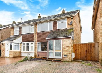 Thumbnail 3 bedroom semi-detached house for sale in Bridges Close, Abingdon-On-Thames