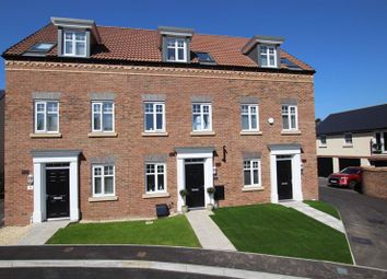 Thumbnail 3 bed terraced house for sale in Jasper Tudor Crescent, Llanfoist, Abergavenny