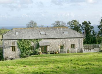 Thumbnail 6 bed detached house for sale in Trerieve, Downderry, Torpoint