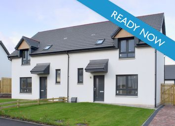 Thumbnail 3 bedroom semi-detached house for sale in 103 Seafield Circle, Off Barhill Road, Buckie