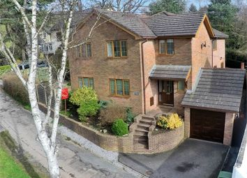 Thumbnail 5 bed detached house for sale in Thornhill Road, Lisvane, Cardiff