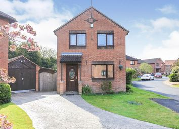 Thumbnail 4 bed detached house for sale in Chapel Walk, Riccall, York