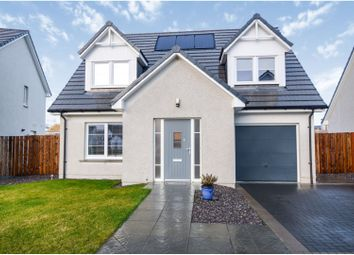 Thumbnail 3 bed detached house for sale in Aignish Gardens, Inverness