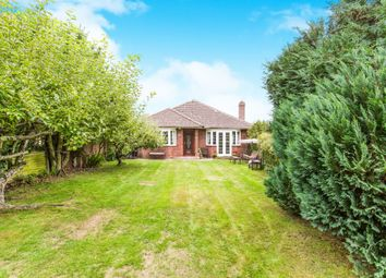 Thumbnail 3 bedroom detached bungalow for sale in Ranvilles Lane, Stubbington, Fareham