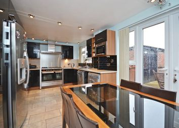 Thumbnail 3 bedroom end terrace house for sale in Favell Avenue, Normanton
