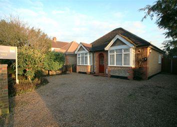 Crockford Park Road, Addlestone KT15. 3 bed bungalow for sale