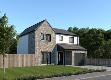 Thumbnail 4 bed detached house for sale in Queens Gardens, Glenboig