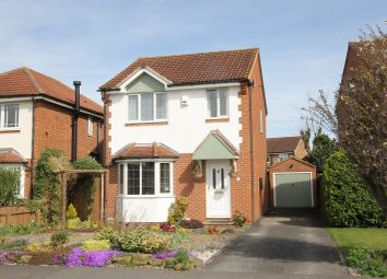 Thumbnail 3 bed detached house for sale in Farndale Avenue, Romanby, Northallerton