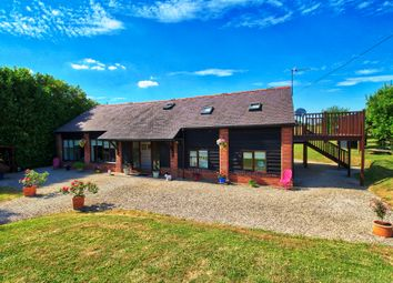 Thumbnail 3 bed detached house for sale in Rylands Lane, Elmley Lovett, Droitwich