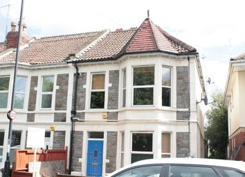Thumbnail 1 bed flat to rent in Whitby Road, Brislington, Bristol