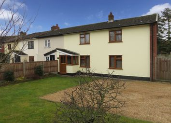 Thumbnail 3 bedroom cottage for sale in Norwich Road, Attleborough