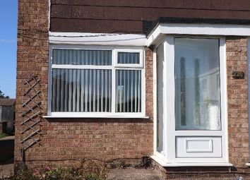 Thumbnail 2 bed maisonette to rent in 26 Green Walk, Western Park, Leicester