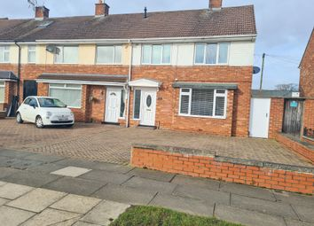 3 bed terraced house to rent in Glenfield Drive, Stockton On Tees TS19