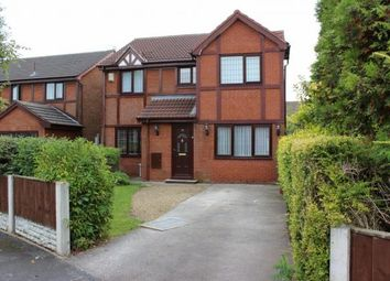 Thumbnail 4 bed detached house for sale in Fernwood Drive, Halewood, Liverpool