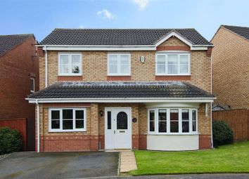 Thumbnail 4 bed detached house for sale in Chester Road, Rugeley