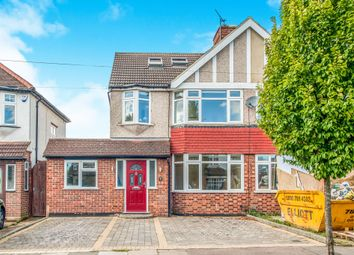 Thumbnail 4 bed semi-detached house for sale in Eastfield Avenue, Watford