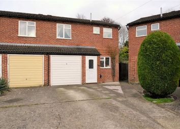 Thumbnail 3 bed end terrace house for sale in Walton Way, Newbury, Berkshire