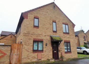 Thumbnail 3 bed detached house to rent in Hoylake Drive, Stanground, Peterborough