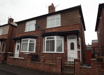 Thumbnail 3 bed semi-detached house to rent in Crosby Street, Darlington