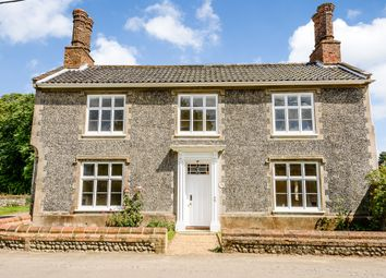 Thumbnail 5 bedroom detached house for sale in Church Street, Southrepps, Norwich