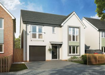 Thumbnail 4 bedroom detached house for sale in Bessemer Drive, Newport